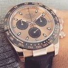 Rolex Daytona Cosmograph 18ct Rose Gold 116515LN