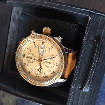浪琴 (Longines) Lindbergh Hour Angle Chronograf