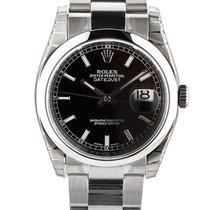 Rolex Datejust 36mm In Acciaio Ref. 116200