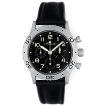 Breguet Type XX Aeronavale Men's Platinum Chronograph...