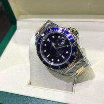 勞力士 (Rolex) Rolex Submariner Date 金鋼藍圈藍面
