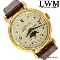 Jaeger-LeCoultre Triple Calendar 141.008.1 Moon Phase Full Set...