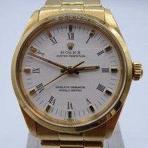 劳力士  (Rolex) Oyster Perpetual Oro Amarillo