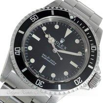 Rolex Submariner No Date Stahl 5513