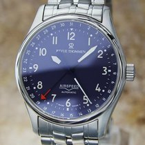 Revue Thommen Mens Rare  AirSpeed 16004.2 1990s Automatic...