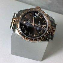 롤렉스 (Rolex) USED-二手 Datejust 178341 Chocolate Dial Gold/Steel...