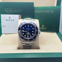 Rolex Deepsea Seadweller Deep Blue