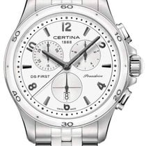 Certina DS First Lady Keramik Chrono Damenuhr C030.217.11.017.00