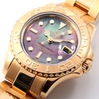 勞力士 (Rolex) 18K Gold 29mm Ladies Yachtmaster Factory Tahitian MOP