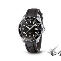 Eberhard & Co. Scafograf 300 automatic watch, ETA 2824-2,...