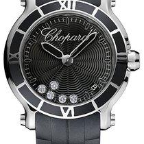Chopard Happy Sport Round Quartz 36mm 278551-3002