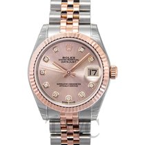 롤렉스 (Rolex) Datejust Lady 31 mm Rosa/18k rose gold Ø31 mm -...