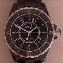 Chanel J12 Black ceramic Automatic