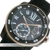 Cartier Calibre de Cartier Diver Stahl/Gold W2CA0004
