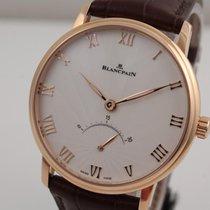 Blancpain Villeret Retrograde Seconds Rose Gold