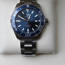 TAG Heuer Aquaracer 43 Quartz Blue Dial