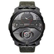 Diesel Men's Machinus 4 Timezone Watch