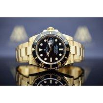 Rolex Submariner Date 18 kt. Gelbgold