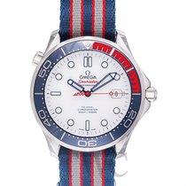 オメガ (Omega) Diver 300m Co-Axial 41mm Command's Watch -...