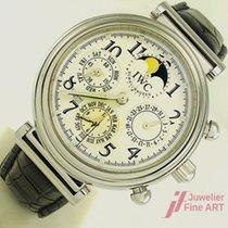 IWC Da Vinci Perpetual Calendar  v. 2010 - Stahl - Automatik