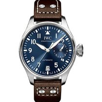 IWC IW500916 Big Pilot Le Petit Prince in Steel - Special...