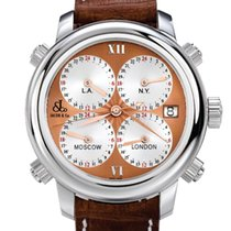 Jacob & Co. . H24 Five Time Zone Automatic H24R Limited...