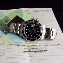 롤렉스 (Rolex) 16610 Submariner with Original Paper