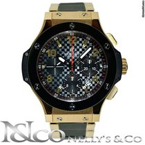 Hublot Big Bang 18K Yellow Gold & Ceramic