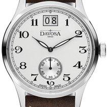 Davosa Heritage Big Date Quartz Herrenuhr 162.478.16