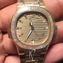Πατέκ Φιλίπ (Patek Philippe) 7014/1R Nautilus lady rose gold...