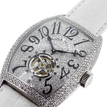 Franck Muller Cintree Curvex Imperial Tourbillon Diamonds