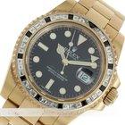 Rolex GMT Master II Gelbgold 116718LN