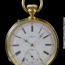 Charles Oudin Pocket Watch 18k
