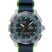Omega Skywalker X-33 Chronograph Solar Impulse Limited Edition