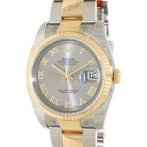 Rolex Datejust 36 116233 Steel, Yellow Gold, 36mm