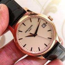 Patek Philippe 5227R Calatrava, Rose Gold