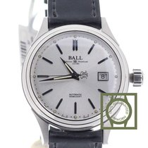 Ball Fireman Classic 40mm Silver Dial NEW