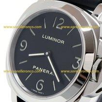 Πανερέ (Panerai) LUMINOR BASE 44mm PAM 112 BLACK DIAL