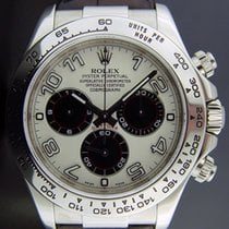 Rolex Daytona 116519 Panda Dial, Never Polished