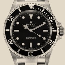 Rolex Submariner 40mm Steel