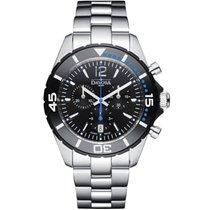Davosa Swiss Nautic Star Chrono 16347345 Mens Wrist Watch...