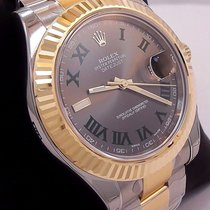 Rolex Datejust II 116333 41mm Two Tone 18k Yellow Gold /ss...