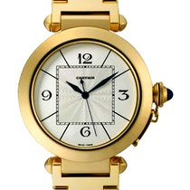Cartier Pasha 18K Solid Yellow Gold Automatic