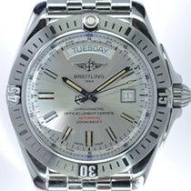 Breitling Mans Automatic Wristwatch Galactic 44 Certifie...