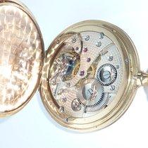 Savonette nice Movement Savonette Taschenuhr 585 Pocket Watch...