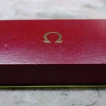Omega vintage red box for gold model rare nos