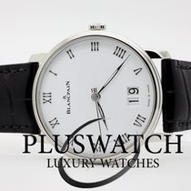 Blancpain Villeret Grande Date White Dial Automatic 40 mm T
