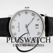 Blancpain Villeret Grande Date White Dial Automatic 40 mm T