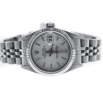 Rolex Ladies Datejust Fluted bezel