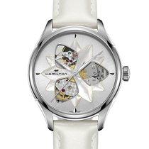 Hamilton Ladies H32115991 Jazzmaster Open Heart Lady Watch
